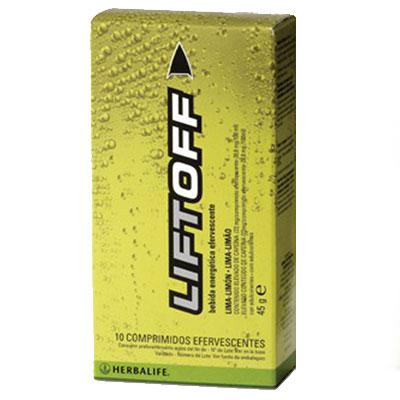 alimentación deportiva Liftoff Lima-Limón