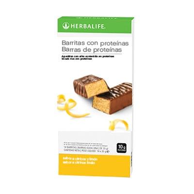 Comprar Barritas con Proteínas Limón