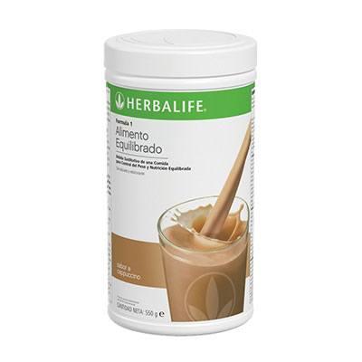 comprar batido herbalife cappuccino