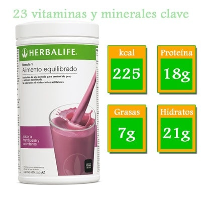 comprar batidos herbalife formula 1frambuesa