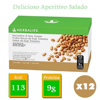 comprar frutos secos soja herbalife