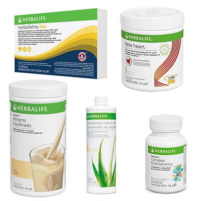 nutricion optima herbalife