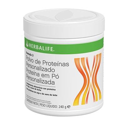 Comprar Fórmula 3 Polvo de Proteínas